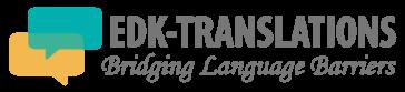 EDK-Translations